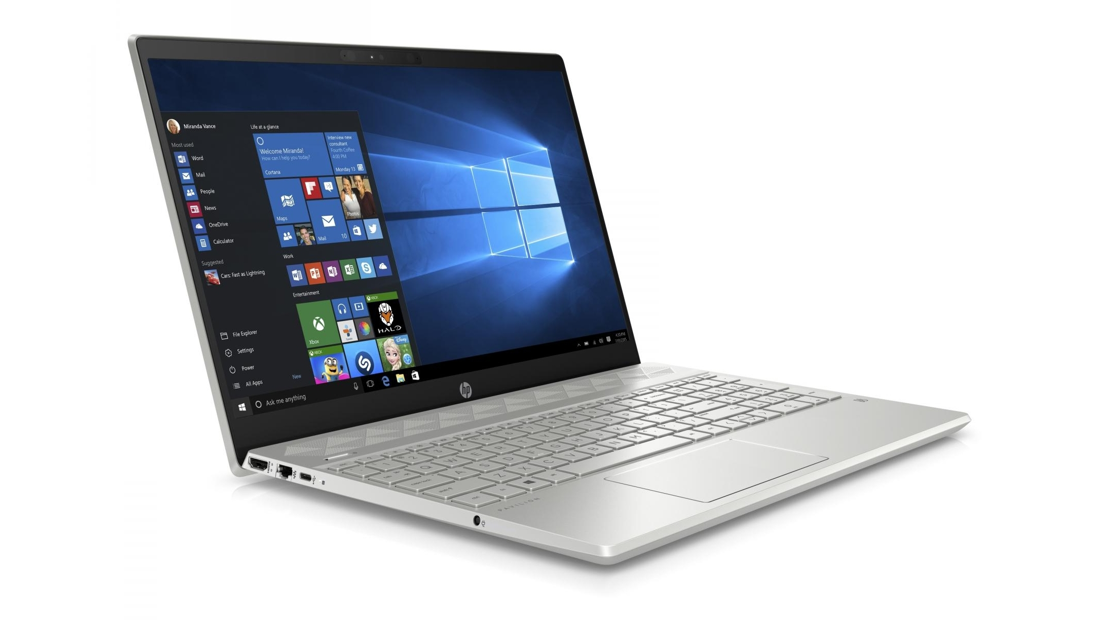 HP Pavilion 15 Touchscreen Cs0053cl I5-8th Gen